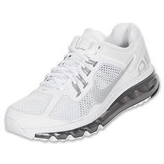 womens nike air max 2013 running shoes white