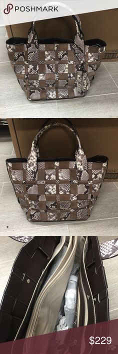 Michael Kors Malibu large tote handbag Boutique
