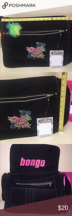 "Crossing bag Adorable Bongo 💝 crossing bag. 11"" long x 16"" wide BONGO Bags Crossbody Bags"