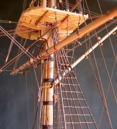 Model Sailing Ships, Old Sailing Ships, Model Ships, Model Ship Building, Boat Building, Wooden Model Boats, Bateau Pirate, Uss Constitution, Model Boat Plans