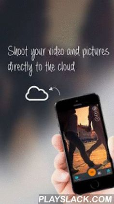 Camra - Video & Photo Cloud  Android App - playslack.com ,  Next generation private cloud. Shoot Your Photos and Videos Straight to the Cloud with Camra and Save Your Storage.- Keep your content safe.- Keep your mobile free.- No need to worry about running out of space.- Watch your content on all your devices, no need to sync.- Safe Share- Share instantly in secure private groups of your phone contact, friends and family. they can watch it instantly. - Retain control over your content- When…