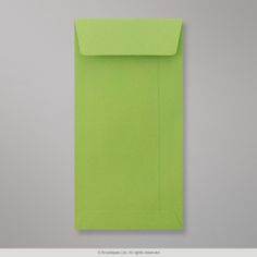220x110 mm (DL) Busta verde