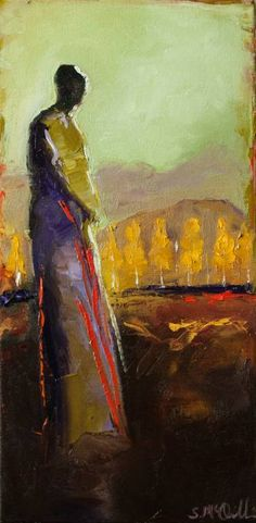 "Saatchi Art Artist Shelby McQuilkin; Painting, ""Gratitude"" #art"