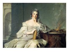 size: Giclee Print: Madame Anne-Henriette de France Art Print by Jean-Marc Nattier by Jean-Marc Nattier : Fine Art French Paintings, Paintings I Love, Art Paintings, Framed Artwork, Wall Art Prints, Poster Prints, Nicolas Le Floch, France Art, French History
