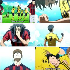 The match is over! - Days (TV) - #days soccer anime