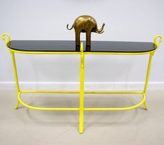 Fabulous Vintage Hollywood Regency Bright by TheModernHistoric, $375.00