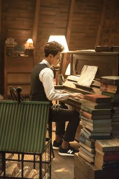 He spends most of his time in the library, music room, or the Twin Chambers playing piano, violin, or studying all forms of dark magic and objects. Kyungsoo, Chanyeol, Tao Exo, Huang Zi Tao, Rapper, Kung Fu Panda, Exo Memes, Kris Wu, Star Sky