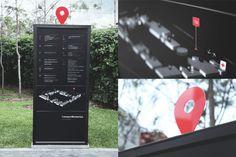 UPC - señalética - Brandlab @Brandlab_Peru