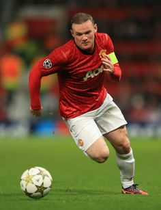 Wayne Rooney of Manchester United. Soccer Guys, Soccer Stars, Sports Stars, Best Football Players, Good Soccer Players, Football Team, Wayne Rooney, Soccer World, World Football