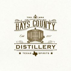 Design a Texas Distillery logo by Lah-dee-dah