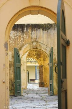 Doorways through Life