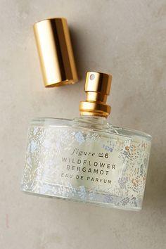 Anatomy of a Fragrance Eau De Parfum by Illume in Blue Size: All, at Anthropologie Cologne, Pink Jasmine, Honey Rose, Best Fragrances, Body Spray, Bergamot, Fragrance Oil, Bath And Body Works, Packaging Design