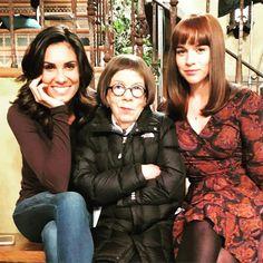 """""""Where my ladies at NCIS LA."""" ~ Renee Felice Smith"""