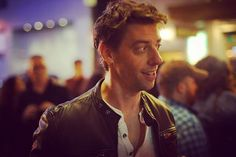 """WEBSTA @ lunaqiu66 - Long time no see, man. #christianborle #falsettos #falsettosbway @falsettosbway Struggled through """"What More Can I Say"""", survived """"Unlikely Lovers"""", but couldn't help wailing without ceasing during """"What Would I Do"""". What would I do, if I had not met you?"""