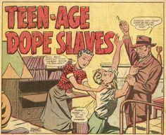 Teen-Age Dope Slaves (1952)