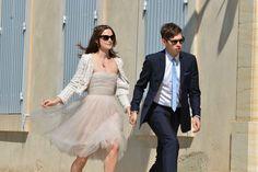 Keira Knightley's Chanel wedding dress