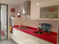 Fotos de cocinas blancas (pág. 54) | Decorar tu casa es facilisimo.com