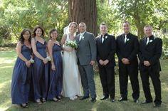 Gorgeous Sera Lilly wedding gown & bridesmaids dresses x