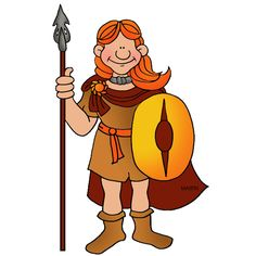 Britain Clip Art by Phillip Martin, Boudicca Roman Soldiers, Nasa, Winnie The Pooh, Celtic, Disney Characters, Fictional Characters, Bible, Clip Art, Animation