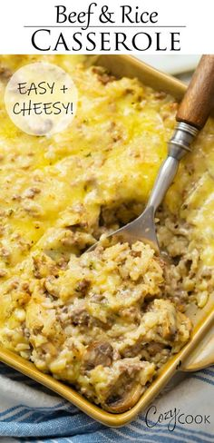 30 Easy Ground Beef Recipes for Dinner (with just few Ingredients) - Recipe Magik Ground Beef Recipes For Dinner, Dinner With Ground Beef, Quick Dinner Recipes, Ground Beed Recipes, Casseroles With Ground Beef, Ground Beef Rice, Ground Beef And Rice Recipes For Dinner, Dinner Ideas With Beef, Dinner Ideas For Family