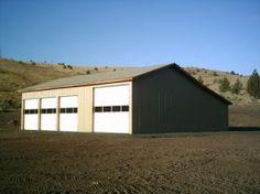 Barn Construction Contractors in Mcminnville, Oregon. Horse Barn ...