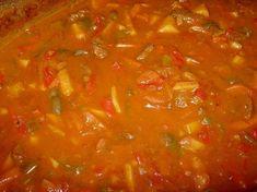 Rijk Gevulde Verse Kruidige Goulash Soep recept
