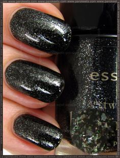 Essence - Breaking Dawn - Edward's Love ( Hate Twilight but fell for this gorgeous mysterious polish)
