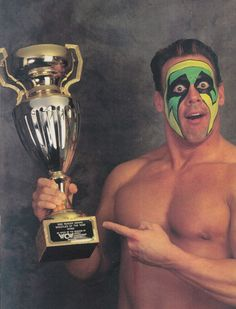 The Many Faces of the Pro Wrestler known as: Sting http://shar.es/QgB4G