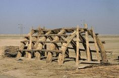 The Floating Basket Homes of Iraq: A Paradise almost Lost to Saddam