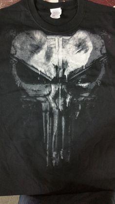 e334a789f The Punisher NEWskull Daredevil netflix shirt t-shirt