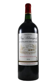 Chateau Puy Blanquet Magnum 2010 Chateau Puy Blanquet from Fraziers Wine Merchants
