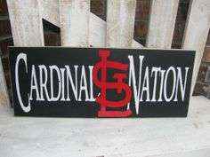 Hey, I found this really awesome Etsy listing at http://www.etsy.com/listing/167337098/st-louis-cardinal-nation