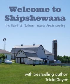 I'd written about Shipshewana, Indiana in a few of my novels, so arriving in the small community felt like visiting a familiar neighborhood, rather than embarking … Weekend Trips, Day Trips, Shipshewana Indiana, Indiana Girl, Places To Go, Places To Travel, Amish Culture, Amish Country, All I Ever Wanted