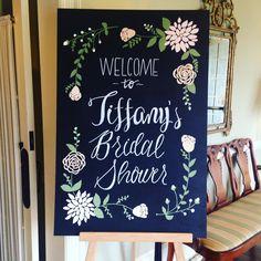 #bridalshowersign