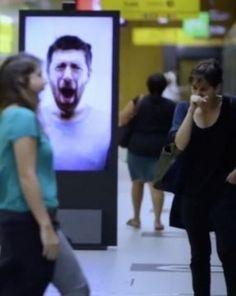 Cuando ves a alguien bostezar, lo más probable es que tú también lo hagas.  Para demostrarlo, los reto a no bostezar cuando lo vean: http://www.efectimedios.com/htm/contenido.php/categoria/BLOG/bid/366