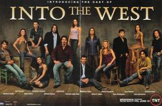 Christian Kane Into The West Promotional Scan Christian Kane, Irene Bedard, Matthew Settle, Secondhand Lions, Tyler Christopher, Rachael Leigh Cook, Skeet Ulrich, Jessica Capshaw, Josh Brolin