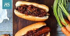 Hemmotteleva kasvisherkku syntyy uunissa paahtuneesta porkkanaraasteesta ja mahtavasta barbecuekastikkeesta.