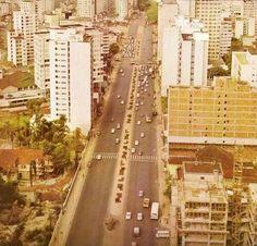 1969 - Rua da Consolação.