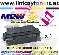 TONER COMPATIBLE HP 61X (C8061X) LASERJET 4100 4100DTN 4100MFP 4100TN 4101MFP
