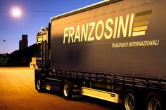Franzosini Trasporti Internazionali e nazionali Svizzera ed Italia Trucks, Italia, Track, Truck, Cars