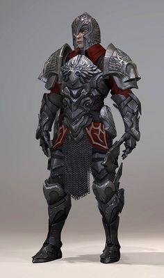 Badass armor idea for Criollo.