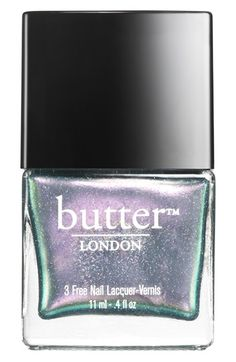 Holiday nail lacquer colors from butter London