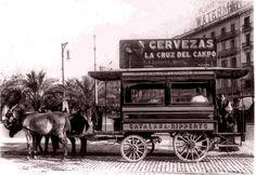 Al 1882, quan el Passeig de Gràcia era un camí, els ripperts, cobrien el servei de transport entre plaça Catalunya i Gràcia. Barcelona