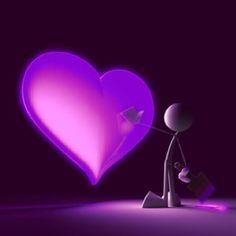 purple heart love