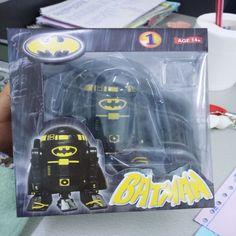 """$13.99 (Buy here: https://alitems.com/g/1e8d114494ebda23ff8b16525dc3e8/?i=5&ulp=https%3A%2F%2Fwww.aliexpress.com%2Fitem%2FStar-Wars-R2D2-Cos-Batman-PVC-Action-Figure-Collectible-Model-Toy-4%2F32696020110.html ) Star Wars R2D2 Cos Batman PVC Action Figure Collectible Model Toy 4"""" 10cm for just $13.99"""