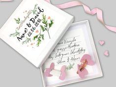 Geldgeschenke - Geldgeschenk zur Hochzeit - Flora - ein Designerstück von Deingastgeschenk bei DaWanda
