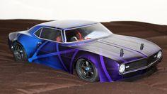 RC Car Paint Jobs | Thread: A few of my rc body paint jobs.