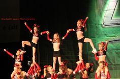 youth 3 cheerleading