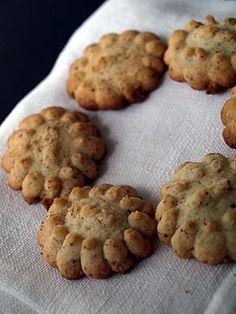 Spritzgebäck (Spritz cookies)