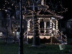 Stars Hollow. If this set was a town in real life, it's exactly where I'd want to live...